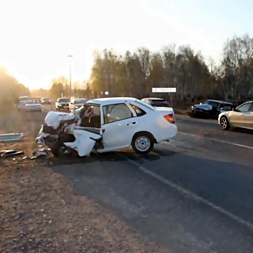 Шофёр умер вовремя обгона натрассе вРостовской области