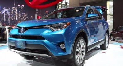 Состоялась официальная презентация Toyota RAV4 нового поколения