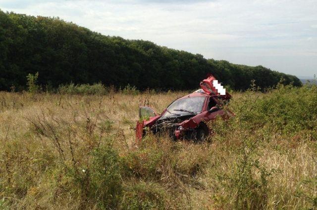 НаСтаврополье в трагедии погибла женщина-водитель