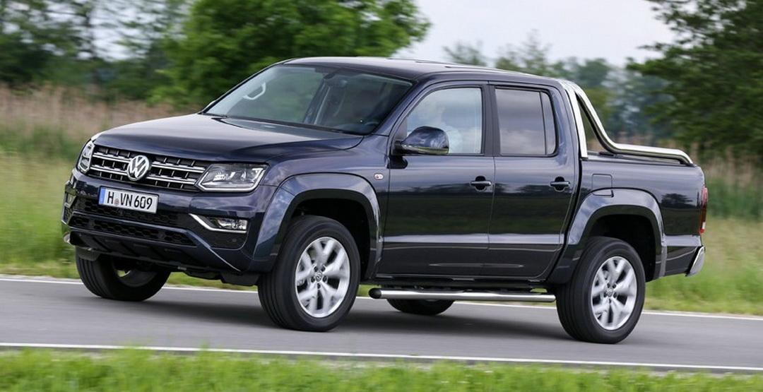 VWAmarok обновился и поднялся встоимости на 300 тысяч руб.