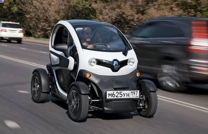 Компания Рено начала продажи электромобилей вРФ