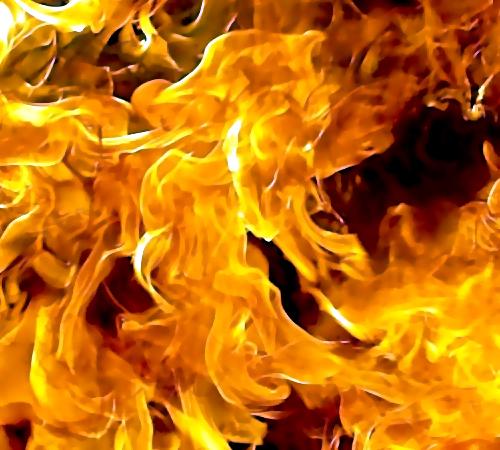 Двухкомнатная квартира горела наМосковском проспекте