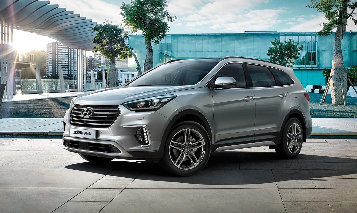 Hyundai Grand Santa Fe покидает российский рынок