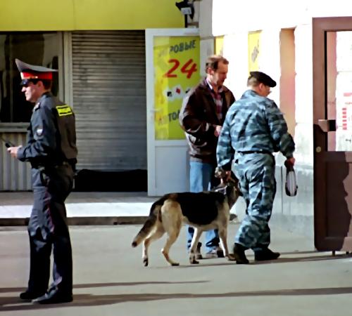 ВТольятти эвакуирован торговый центр