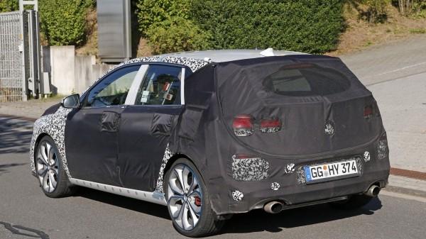 Компания Хёндай анонсировала новый вариант авто модели RN30