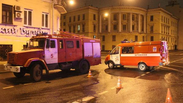 Ребенок иженщина погибли вночных пожарах вПетербурге