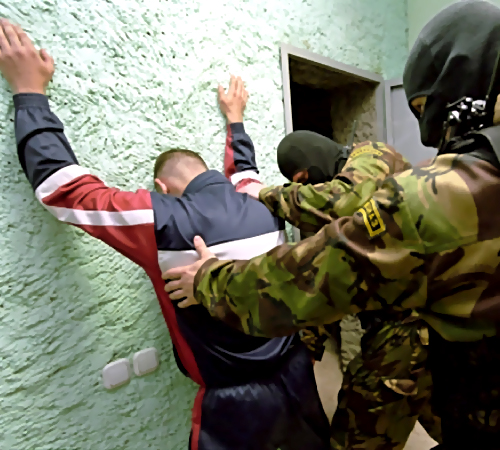 ВДомодедове задержали членов ОПГ, подозреваемых вразбое