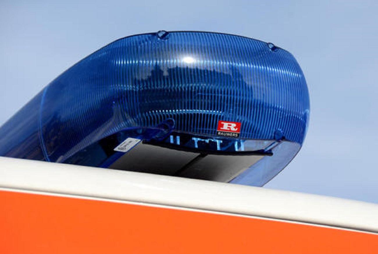 ВКемерове вжутком ДТП наоживленном перекрестке столкнулись две легковушки