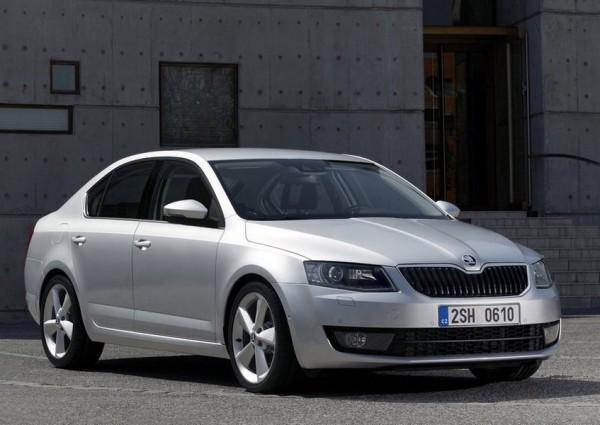 Шкода Octavia вошла впятерку самых реализуемых авто вевропейских странах