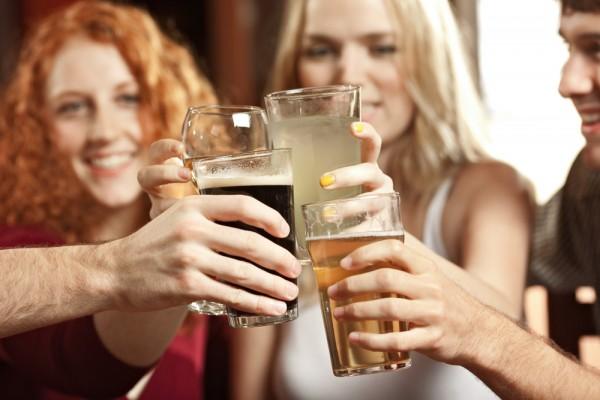 К 2050-ому году люди на100% откажутся оталкоголя— Ученые