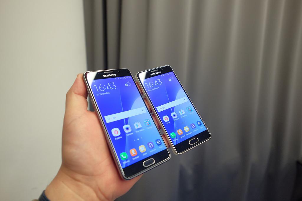 Данные камеры Самсунг  Galaxy A9 Pro (2018) появились перед стартом 11октября