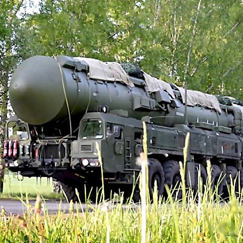 В РФ пройдут масштабные учения ракетных войск