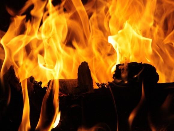 Потушен пожар наскладе вподмосковном Нахабино