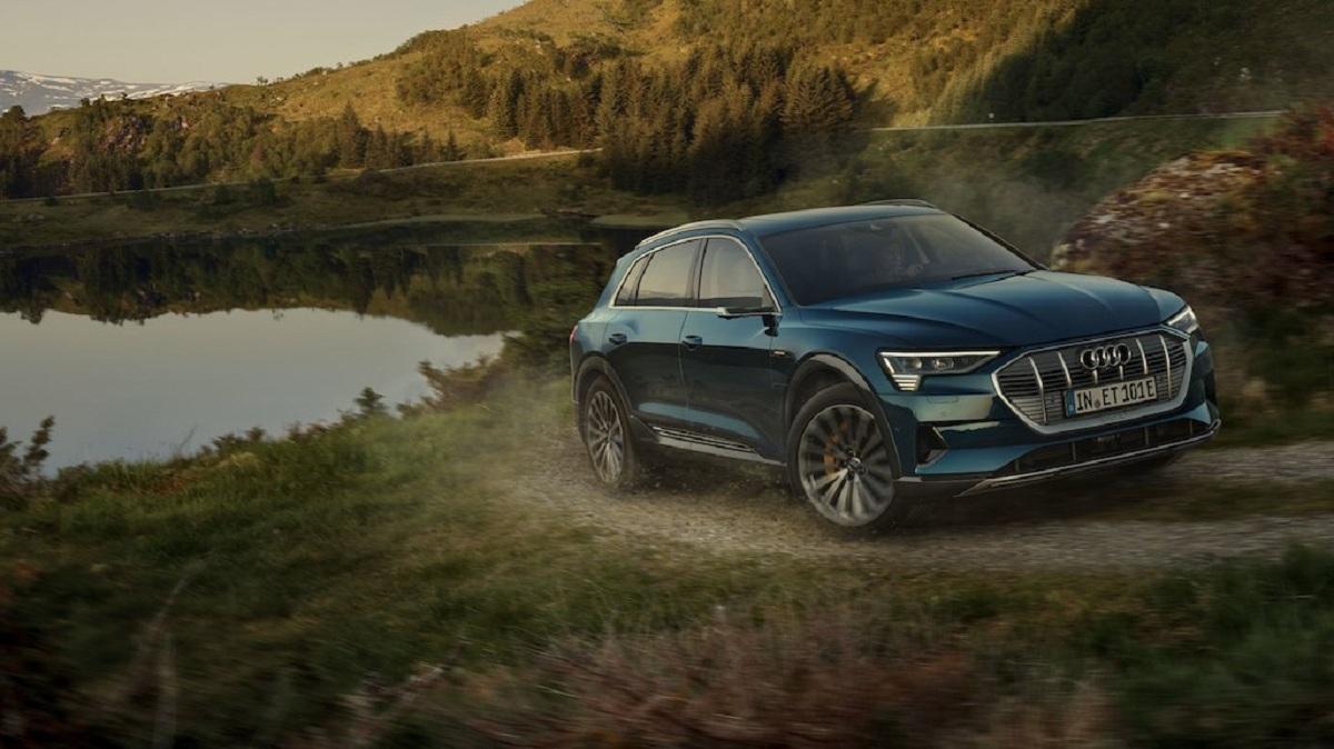 Audi построит электрокары на четырех платформах