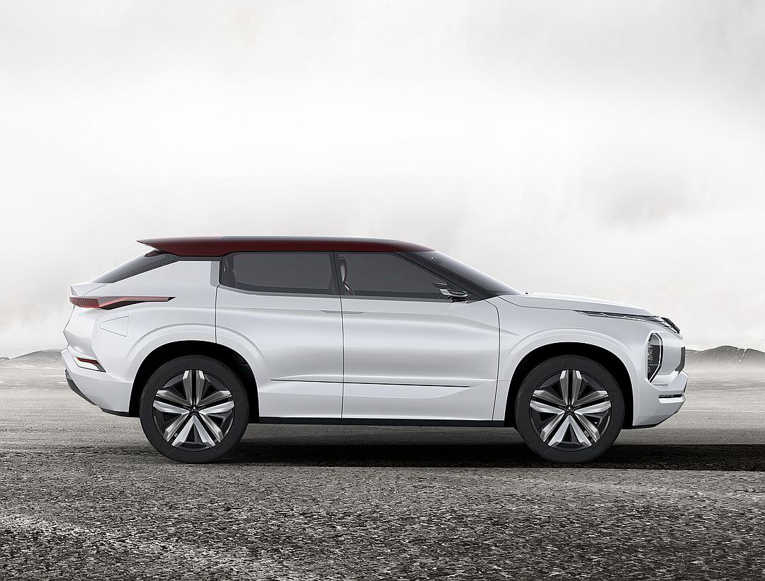 Митцубиси  представит наПарижском автомобильном салоне  новый концепт-кар