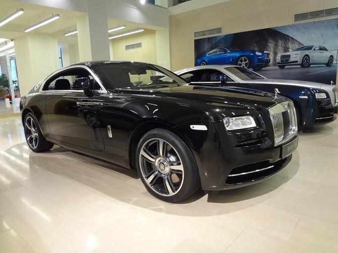 Продажи авто сектора Luxury в столице возросли на5%