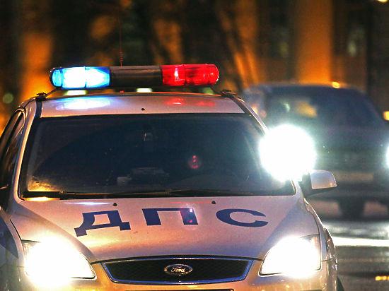 Крупная авария произошла вСерпухове. Три человека постарадали