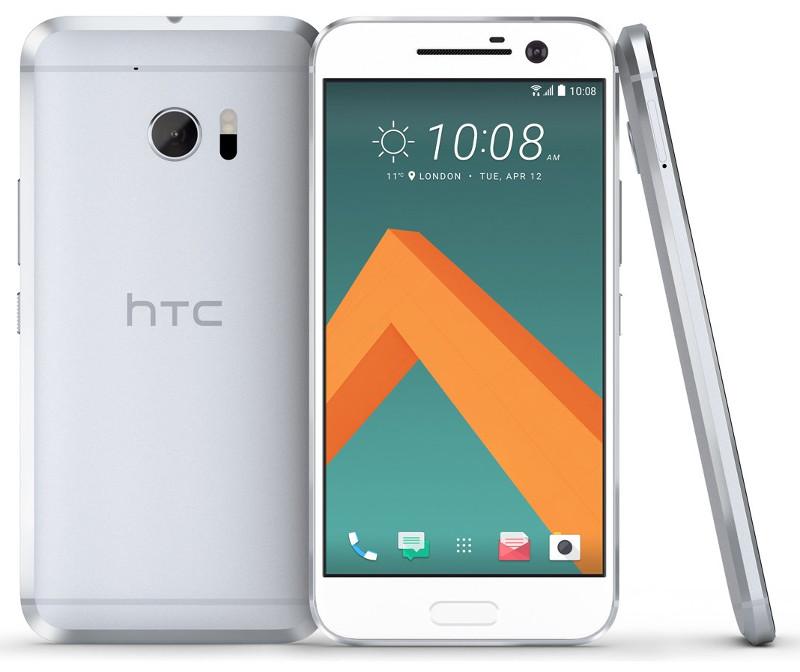 Стоимость телефона HTC 10 официально снижена на $150