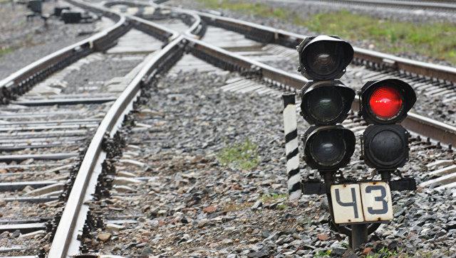 Грузовой поезд сбил подростка вПодмосковье