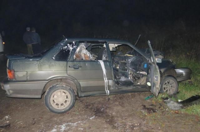 ВСуздальском районе встолкновении грузового автомобиля и«легковушки» умер мужчина