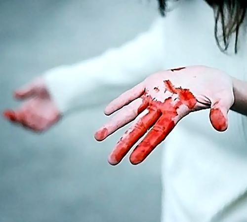 ВТюменской области 23-летняя девушка зарезала своего 33-летнего мужа