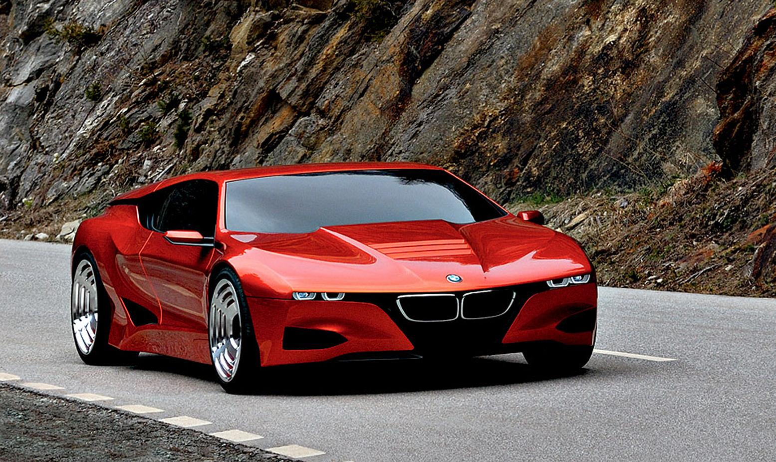 Возродить производство автомобиля M8 может компания БМВ