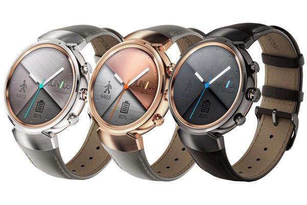 Релиз «умных» часов Asus ZenWatch 3 перенесен наноябрь