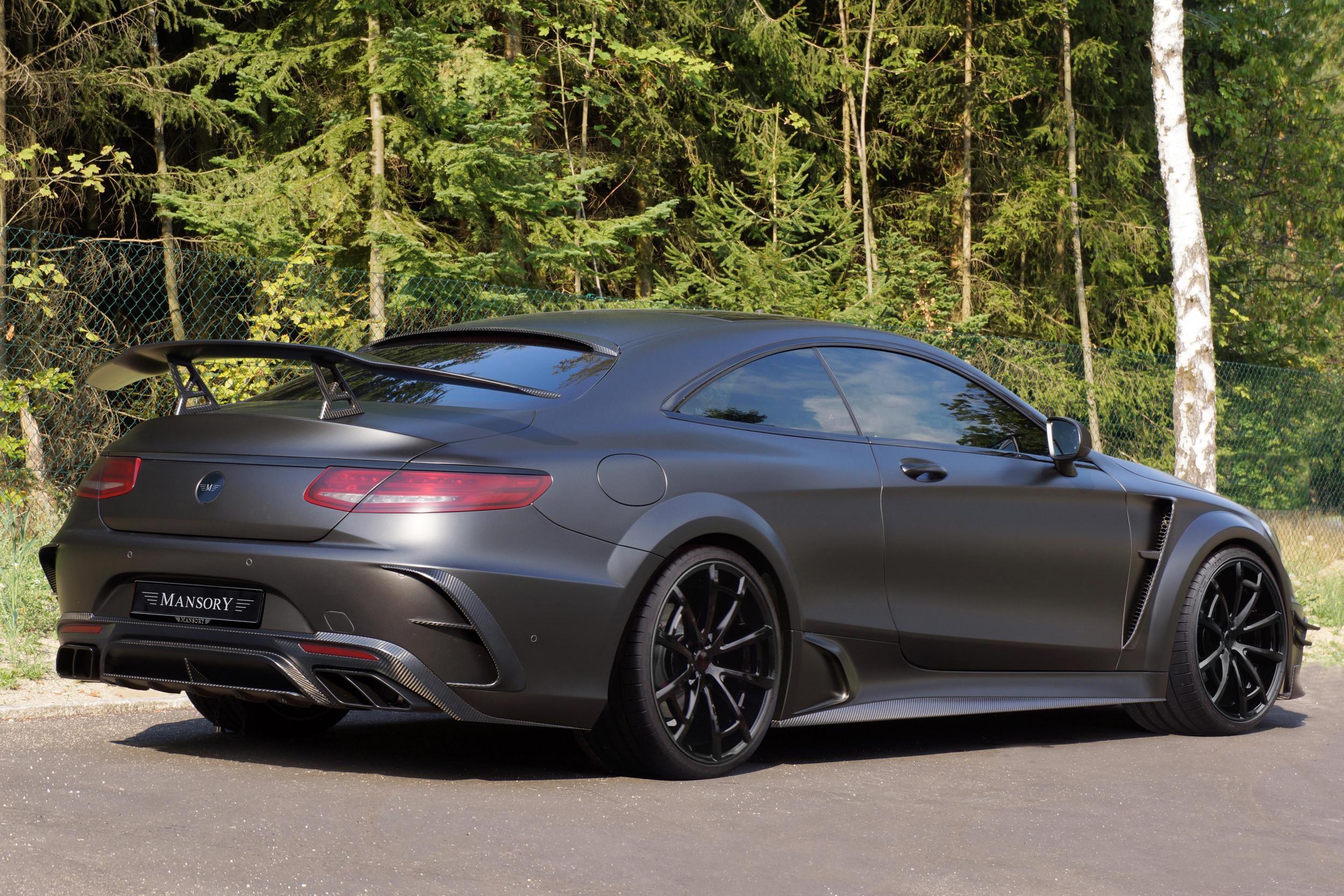 Папарацци рассекретили новый Mercedes-AMG S63