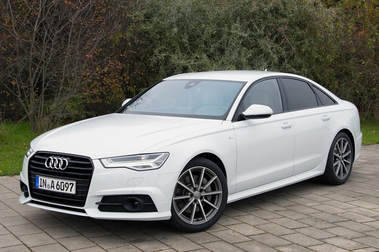 Новая Audi A6 получила четыре экрана в салоне