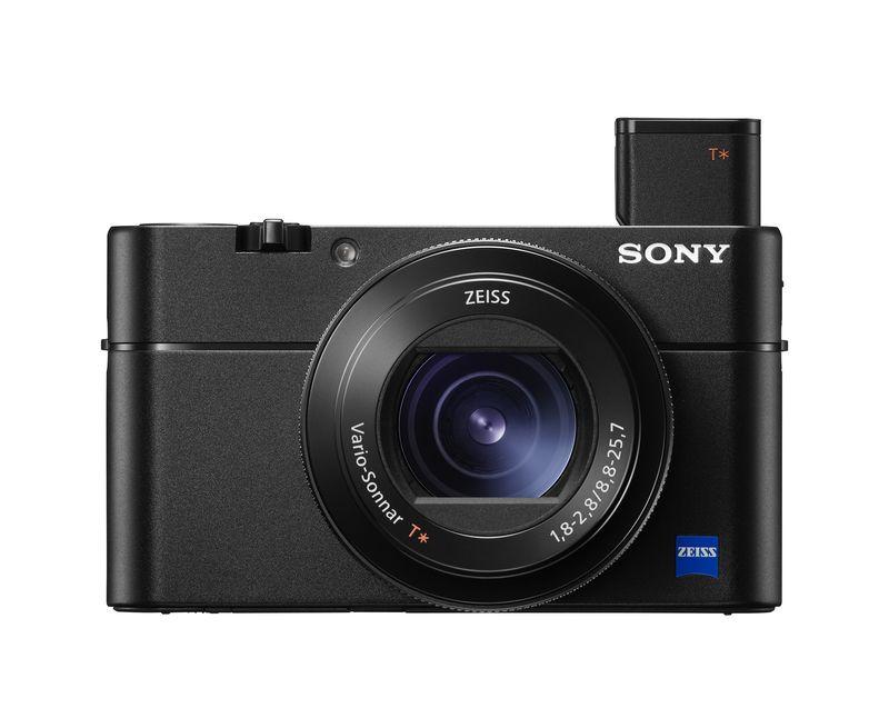 Компакт Сони RX100 Vспособен снимать RAW наскорости 24 fps