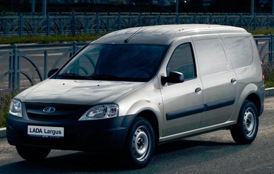 Лада Largus стала лидером на рынке автомобилей подержанных минивэнов