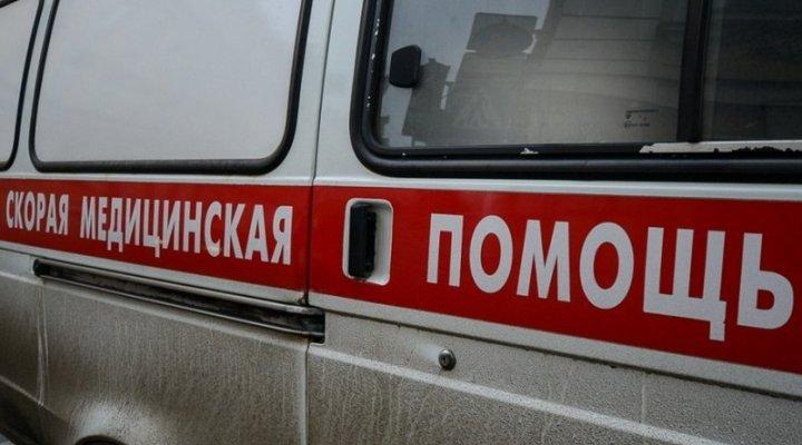 Натрассе вКрасноярском крае столкнулись бензовоз и фургон: есть пострадавшие
