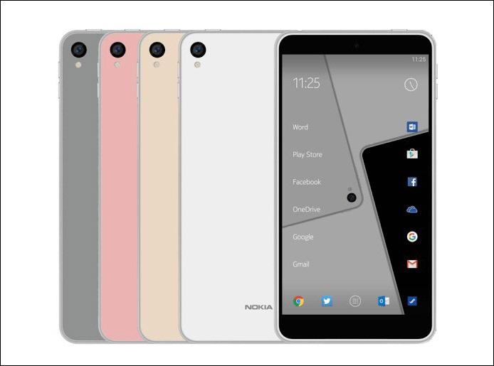 Бенчмарк раскрыл технические данные телефона нокиа D1C набазе андроид Nougat