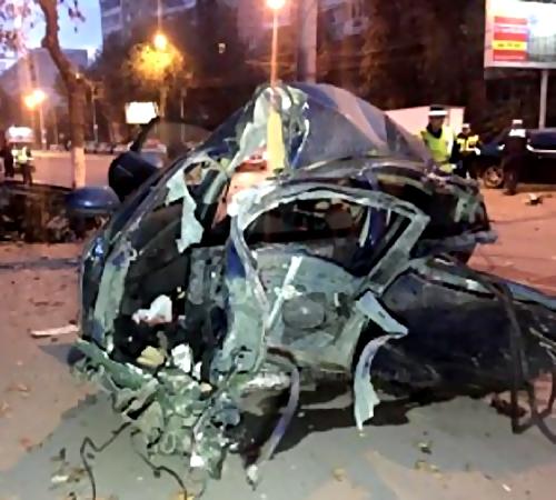 Вавтомобильной трагедии погибла следователь ОВД Заводского района Саратова