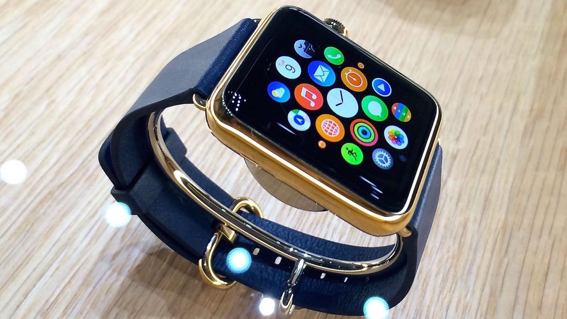 Facebook Messenger стал доступен владельцам Apple Watch