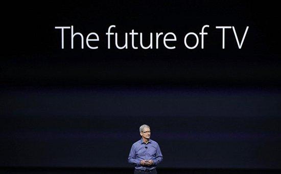 Компания Apple планирует развивать свое телевидение в России