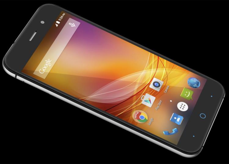 МТС выпускает LTE-смартфон ZTE Blade X7 в России