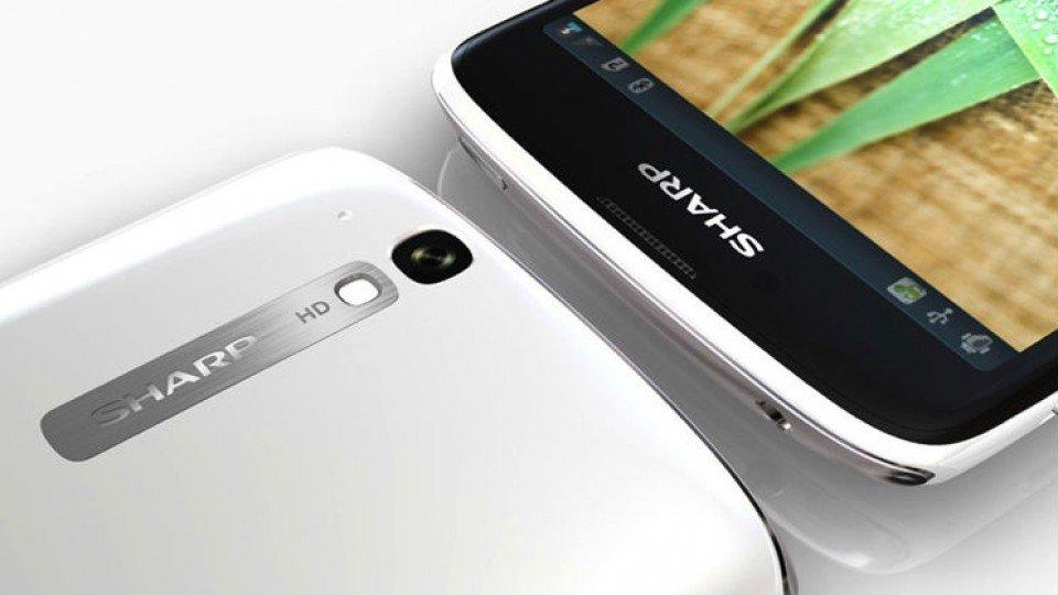Sharp представила новый смартфон Aquos Xx3