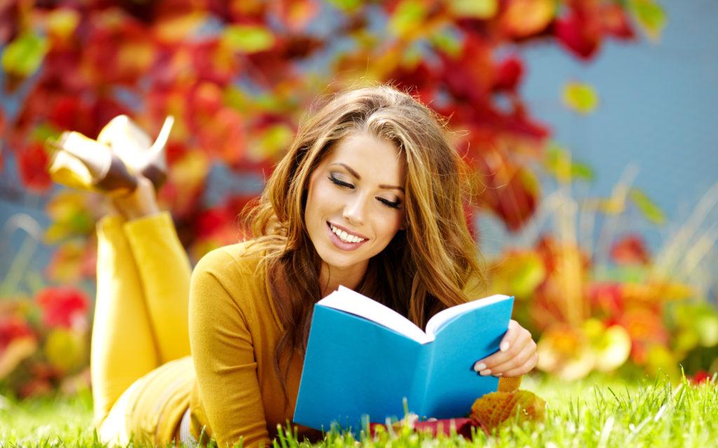 Ученые рассказали о целительных свойствах чтения