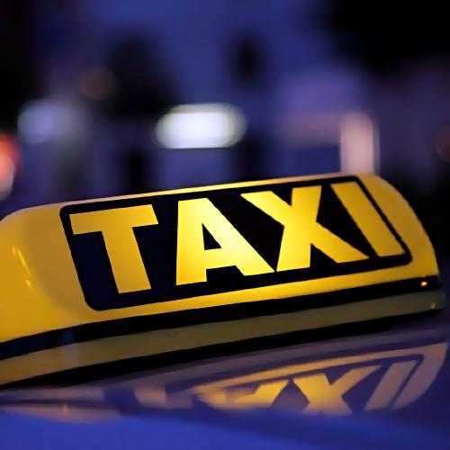 Пассажирка такси вИркутске угнала машину
