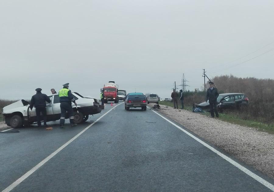 ВоВладимирской области вДТП умер полицейский
