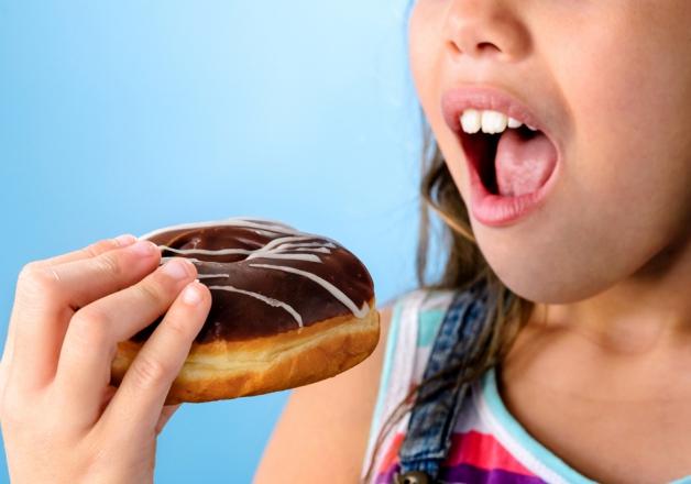 ВШотландии дети дошкольного возраста страдают отожирения