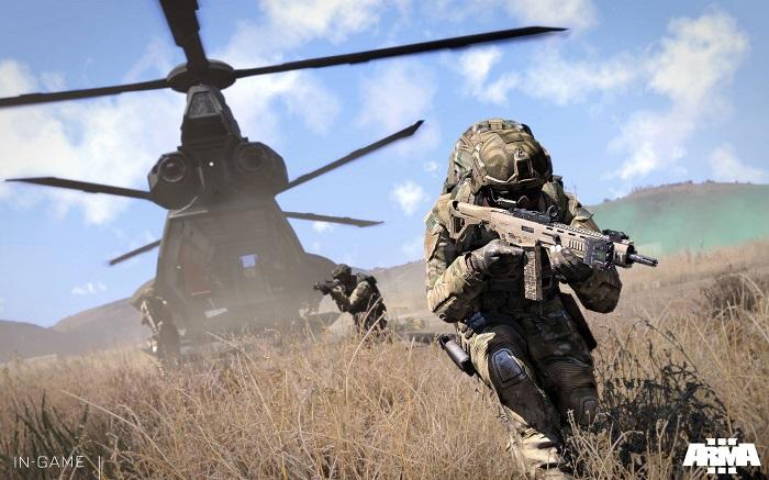 Совершенствование ArmA 3 продлено на год