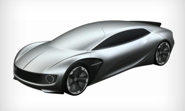 Запатентован 1-ый вмире автомобиль без лобового стекла
