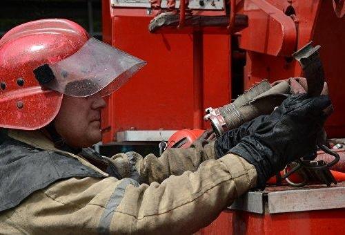 ВАстраханской области напожаре погибла престарелая женщина