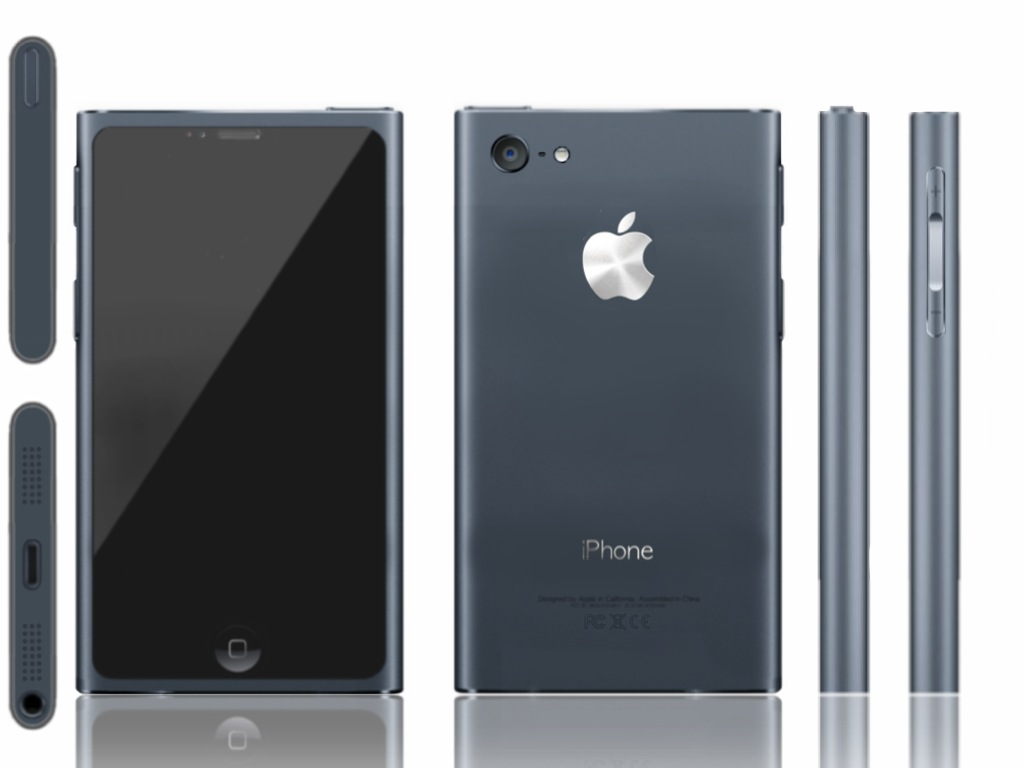 Создатели Apple готовятся представить 4-дюймовый iPhone
