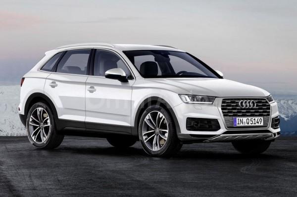 Раскрыты первые сведения об обновленном кроссовере Audi Q5 в России