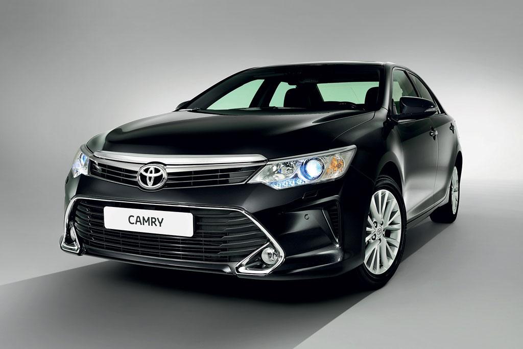 Toyota Camry – самый востребованный автомобиль на казахстанском рынке