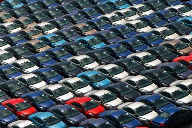 Всередине сентября мировой рынок автомобилей вырос на4,3 процента