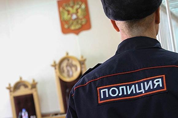 Следователи организовали проверку пофакту самоубийства столичного полицейского вПодмосковье
